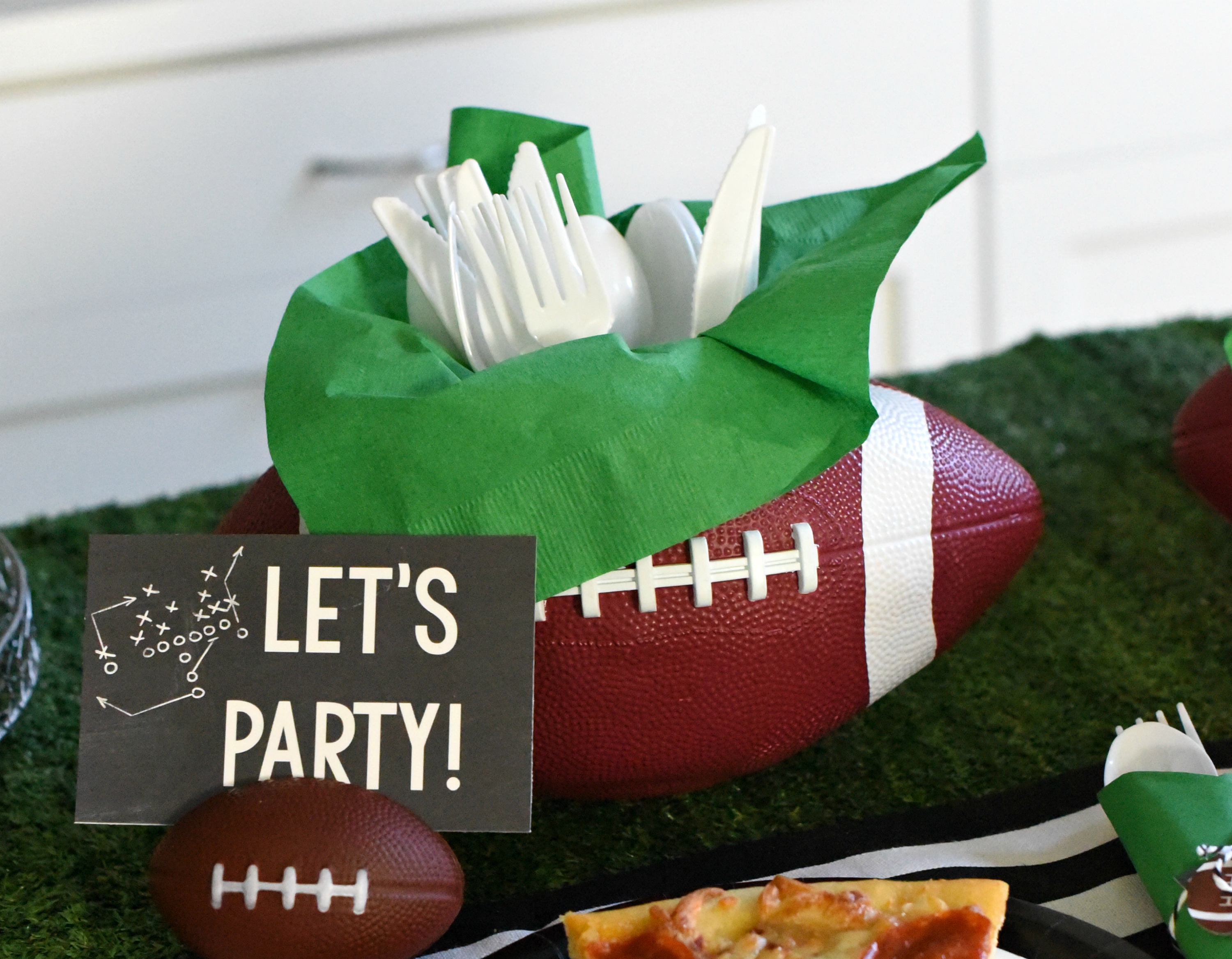 Football Themed Party Decorations