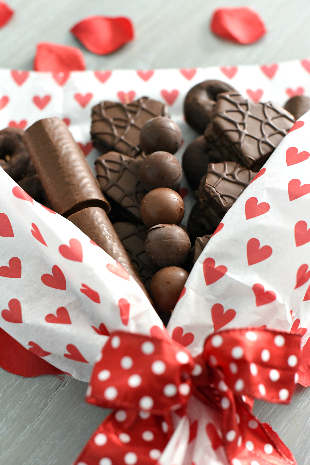 Valentine Chocolate Bouquet Fun Squared
