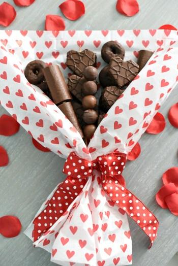 Handmade Chocolate Bouquet