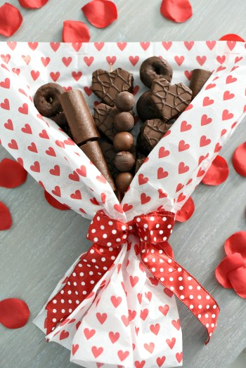Handmade Chocolate Bouquet