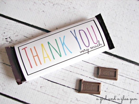 Fun Ways to Say Thanks