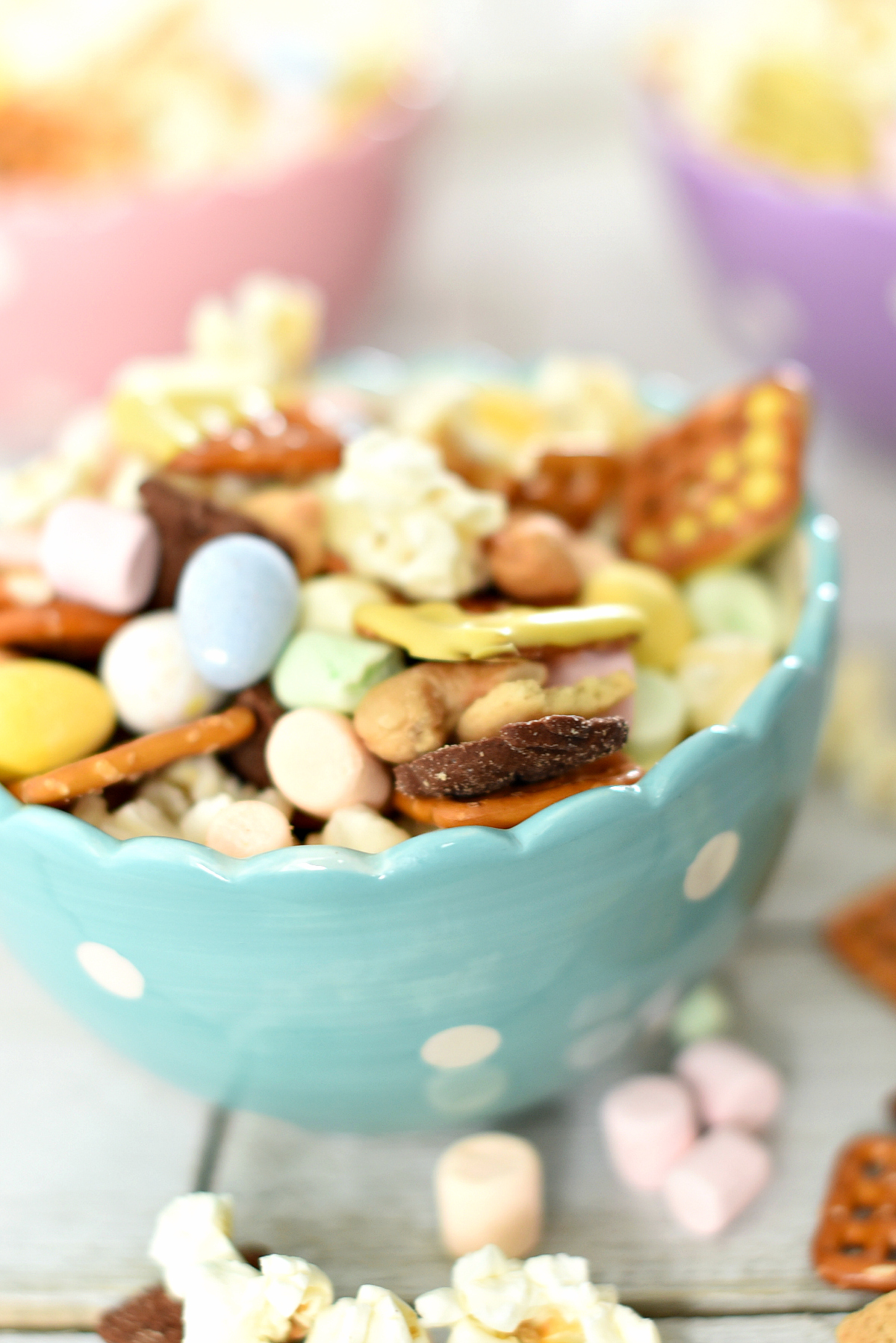 Cute Bunny Bait Snack Mix