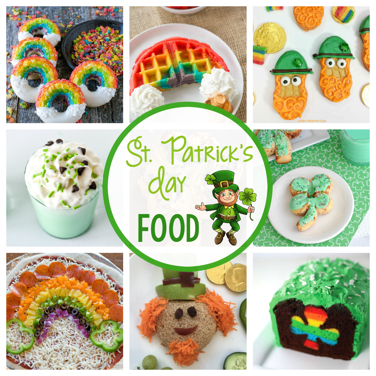 17 St Patrick S Day Food Ideas For Kids Fun Squared
