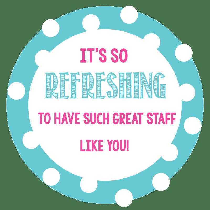 Staff Appreciation Gifts