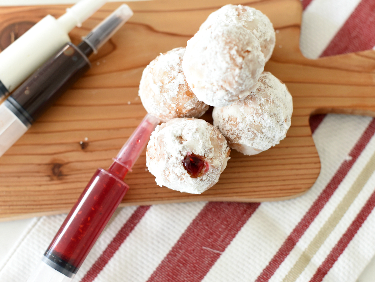 Homemade Donut Holes