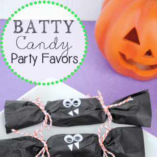 Halloween Party Favors And Halloween Kid's Craft