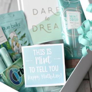 Mint Gift Idea