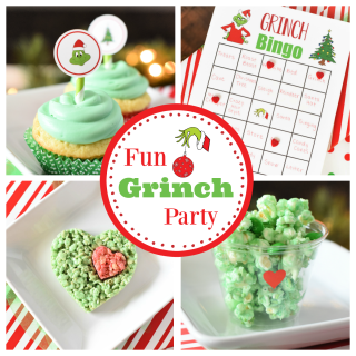 Fun Grinch Party