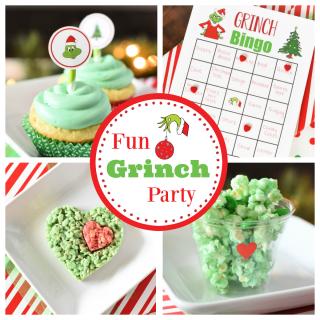 Fun Grinch Party