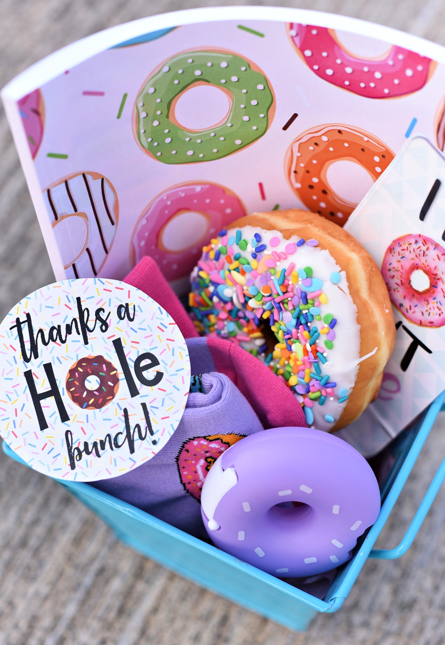 Donut Teacher Gift Idea