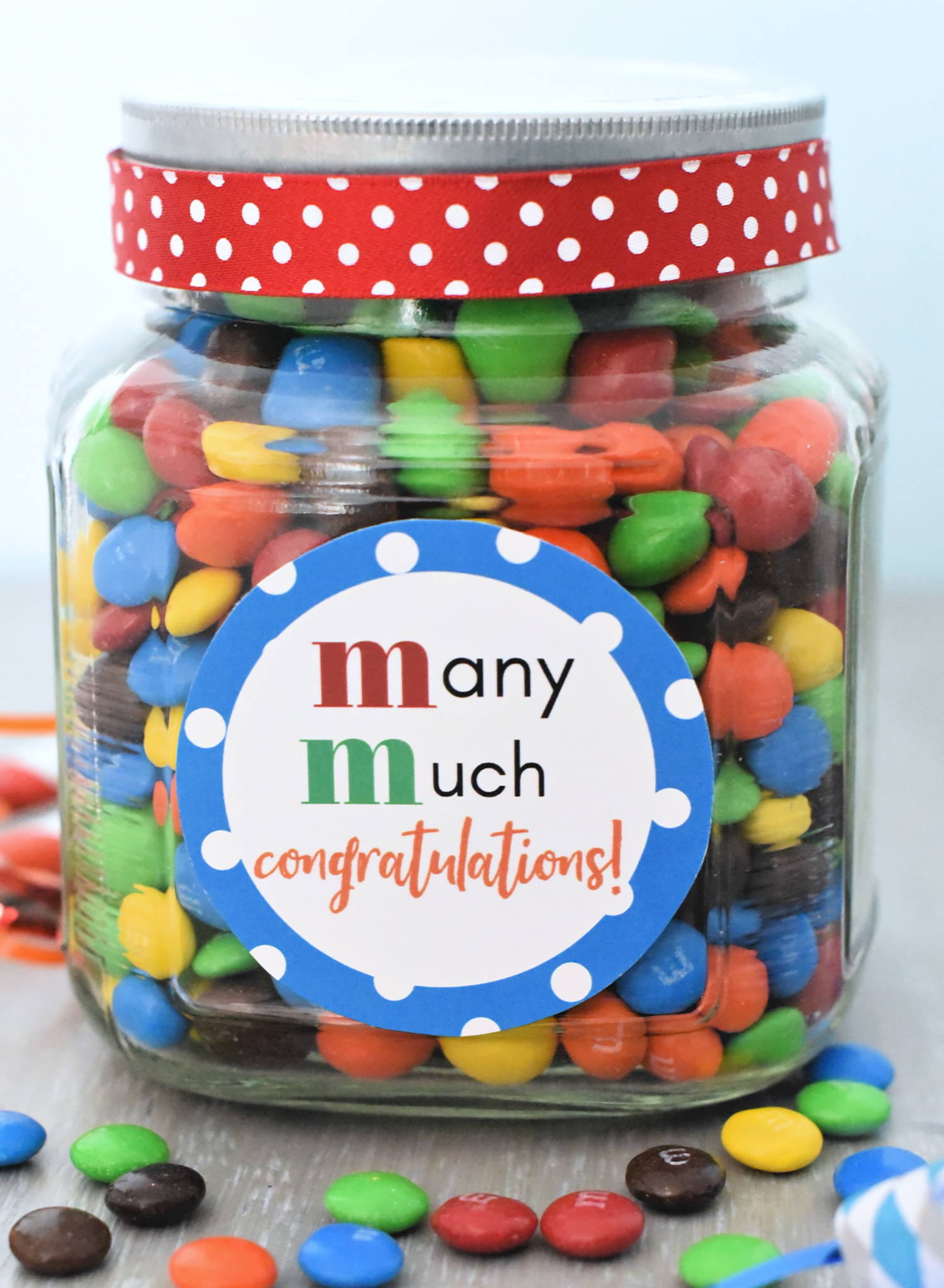 Easy Congratulations Gift Idea
