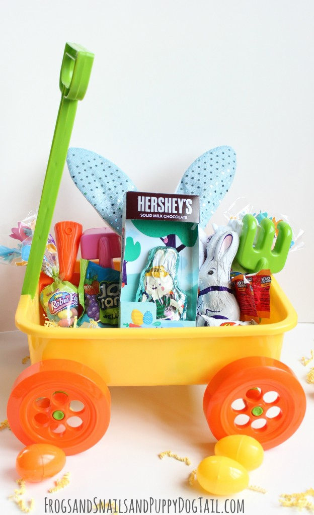 Wagon Easter Basket