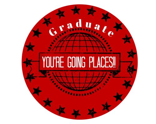 Graduation Gift Tag