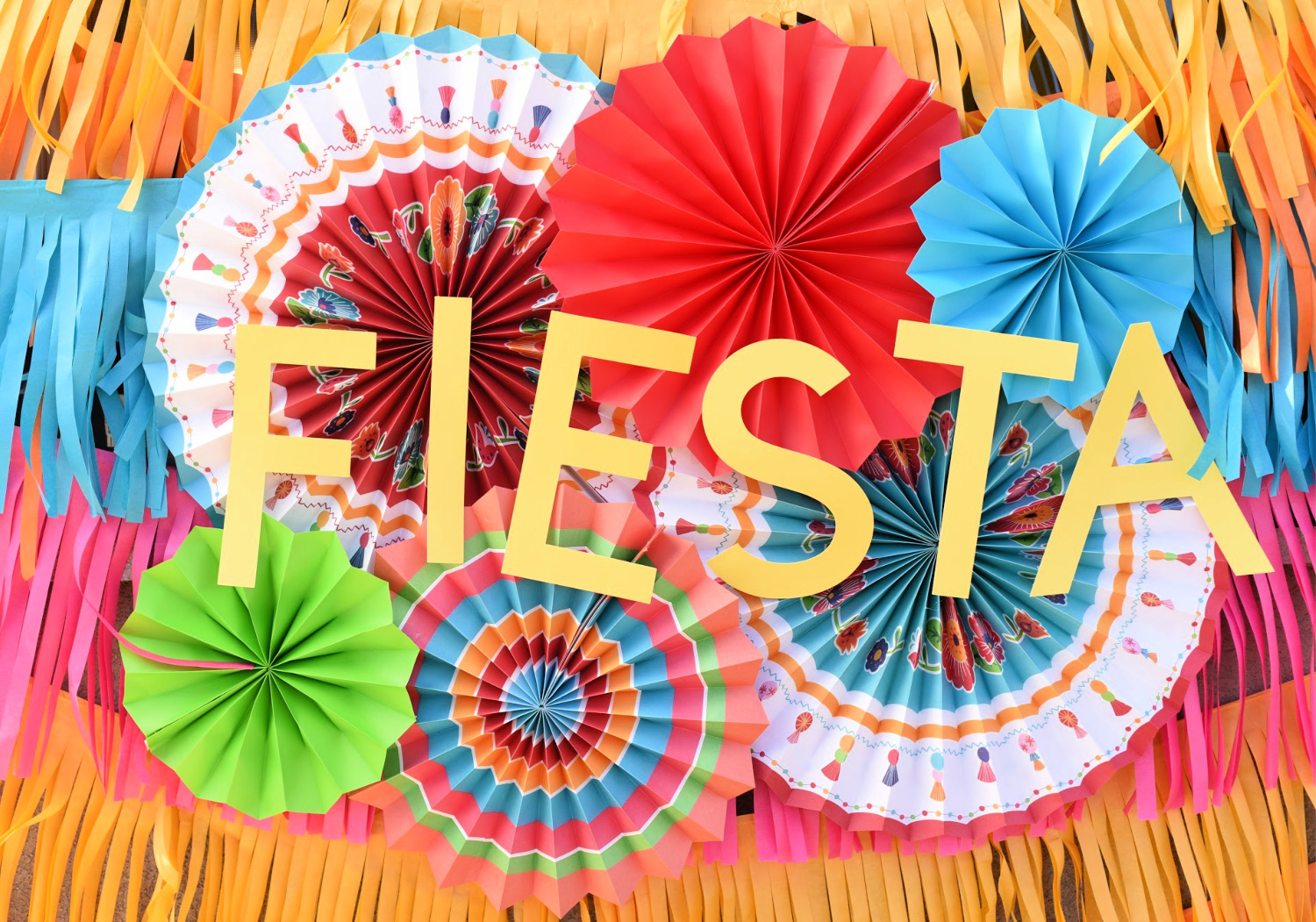 Fiesta Themed Party Ideas