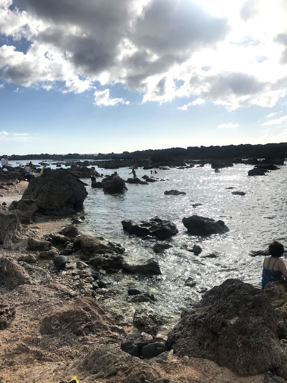 Snorkeling on Oahu