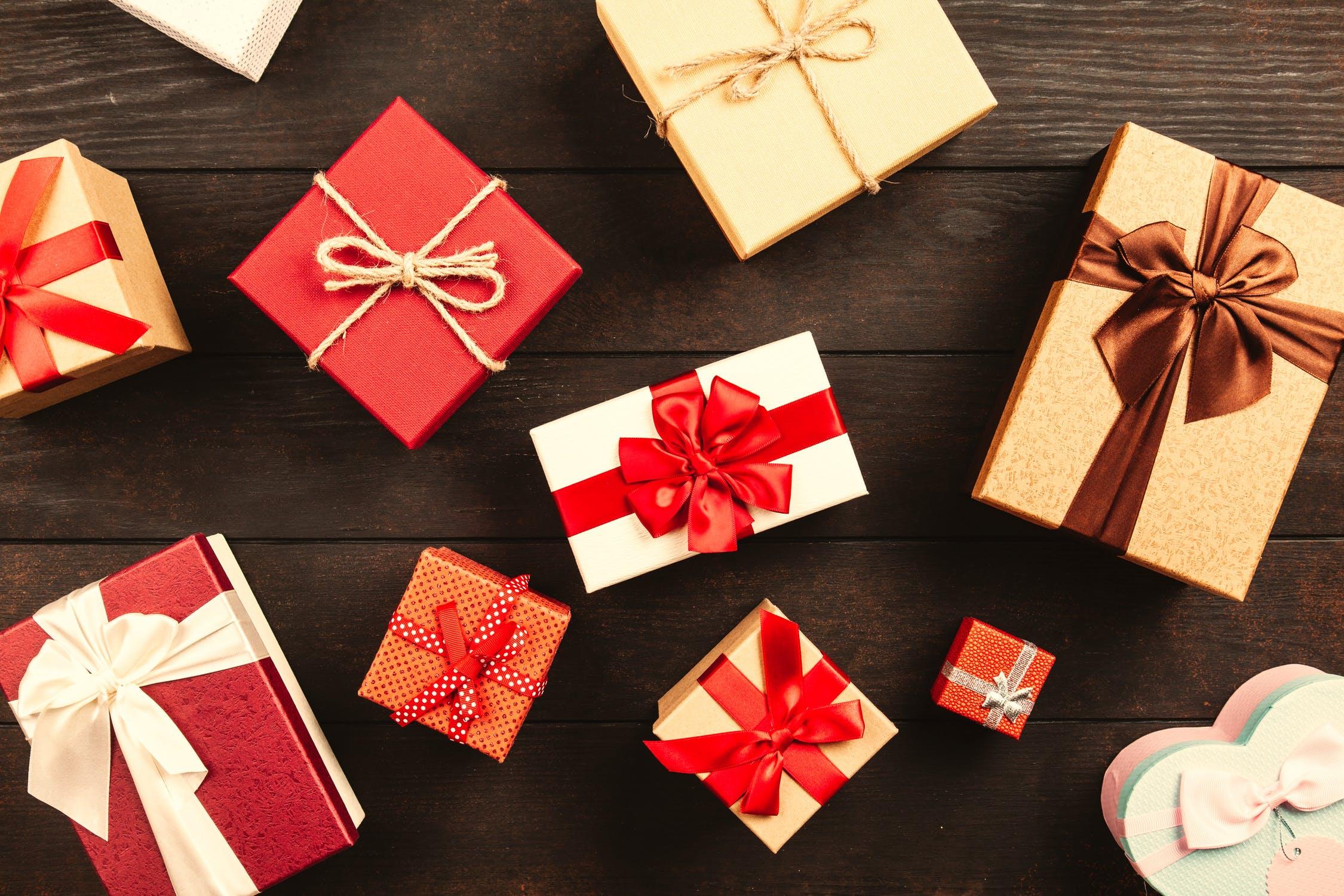 Christmas gift exchange game