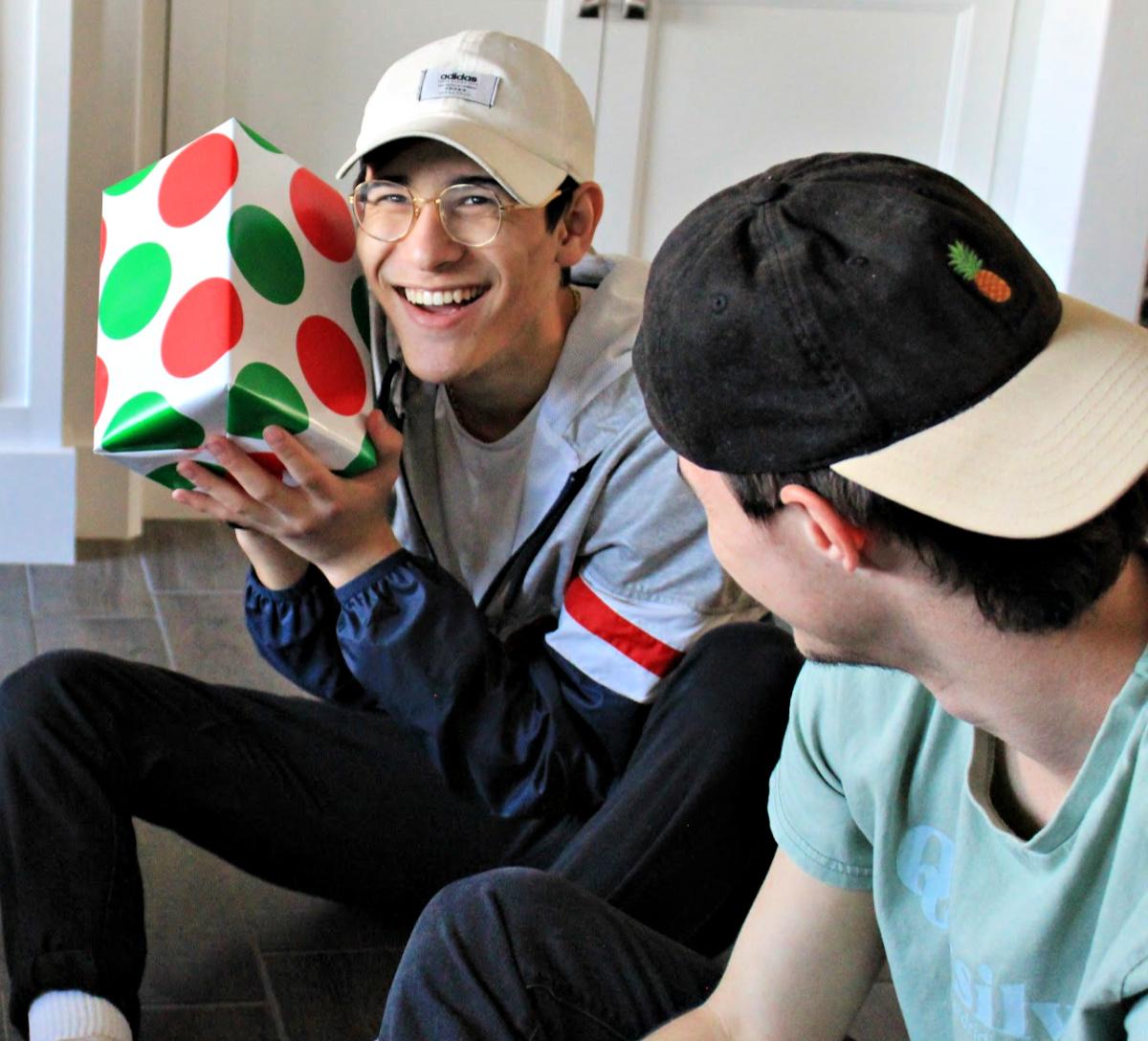 Fun Christmas Exchange Game
