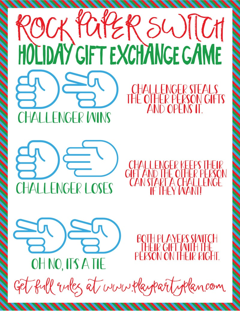 29 Gift Exchange Games for Your Holiday Party - Gifts.com Blog