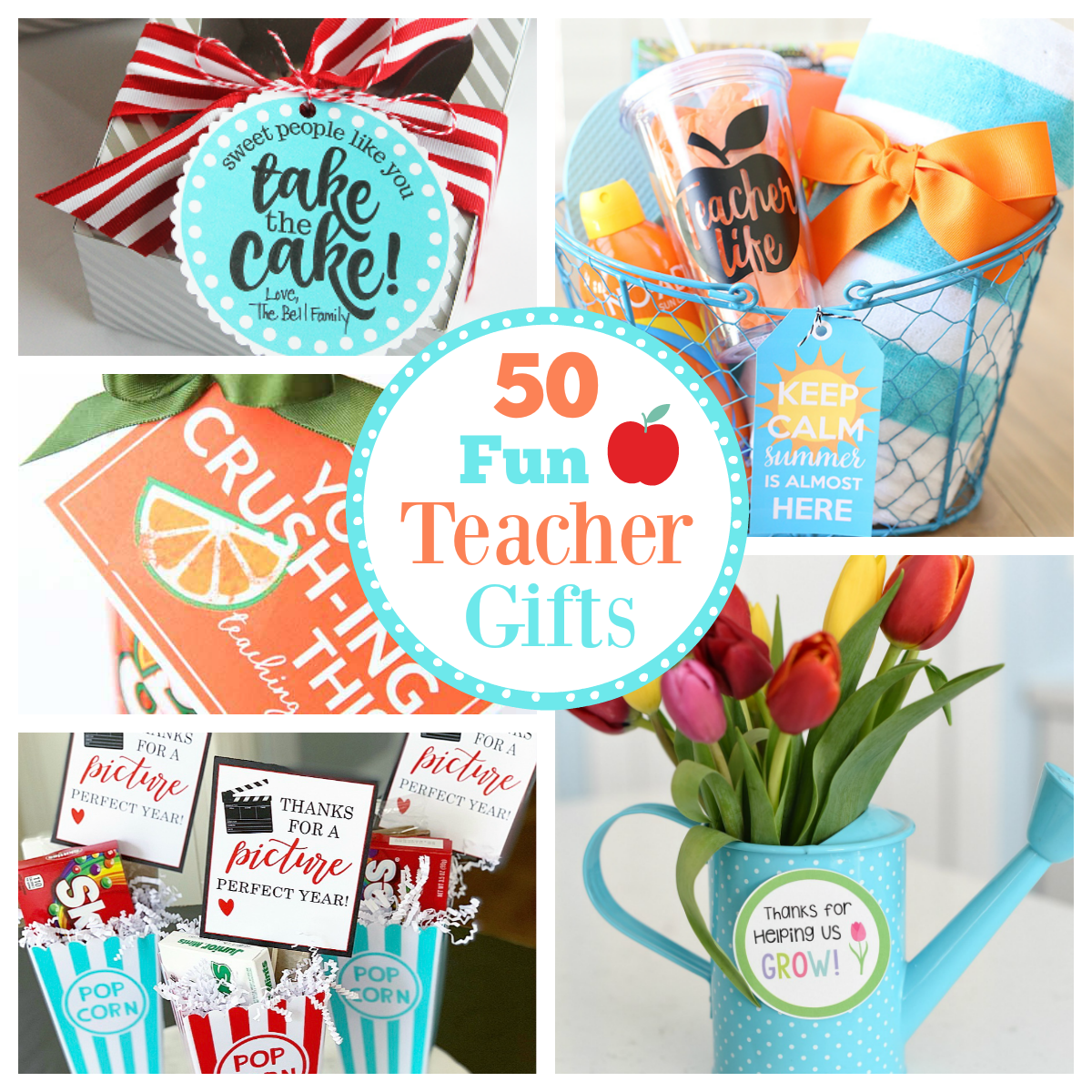 Fun Teacher Gifts