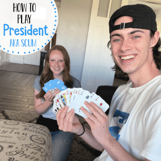 How to Play President (AKA Scum)