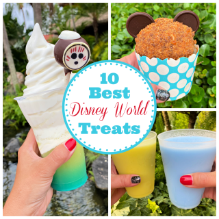 Fun Disney World Snacks