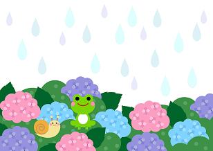 親子で楽しむ梅雨の折り紙