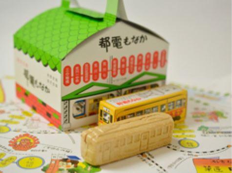 お土産に使える電車型の箱入りお菓子5選!
