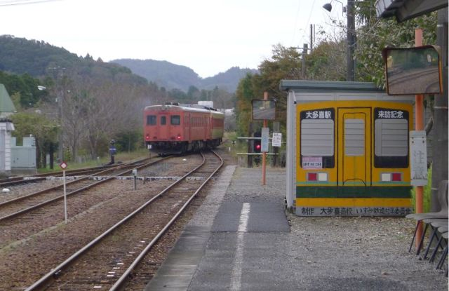 千葉のローカル線いすみ鉄道に家族で乗ってみた!