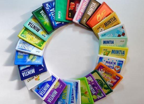 色々なミンティアパッケージ集