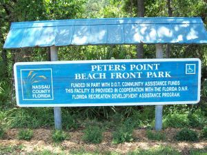Peters Point Beach Front Park