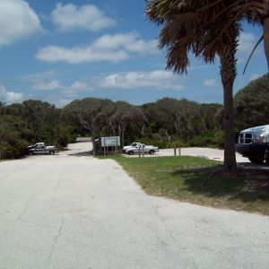 Scott Road Beach Access - Drive On
