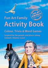 Fun Art Activity Book