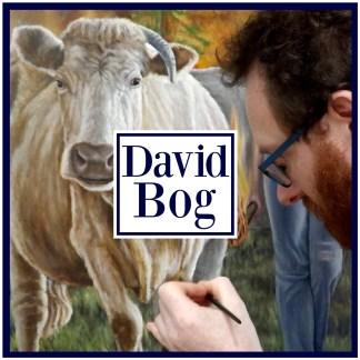 David Bog - Fine Art Paintings & Prints