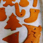 Simple No Bake Cinnamon Ornaments by @FunAsYouGrow