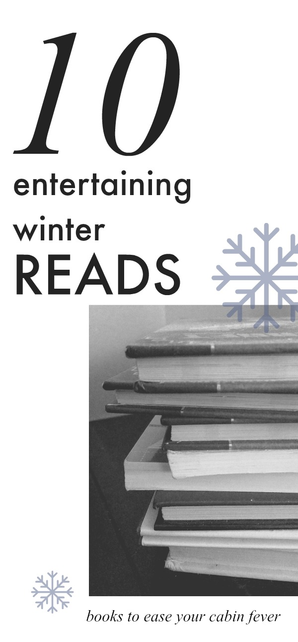 Entertaining Winter Reads by @FunAsYouGrow #books