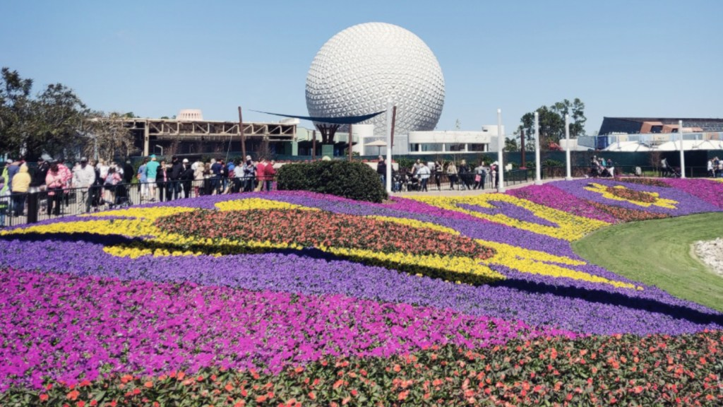 2020 Epcot Flower and Garden Festival