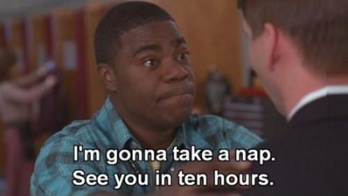 How I Take My Naps