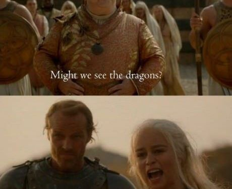 Why we hardly see the dragons on Game of Thrones