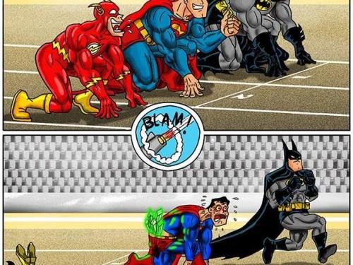 I'm Batman…