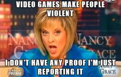 Every news piece on video games