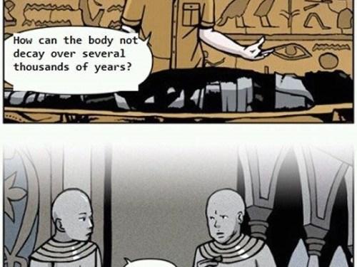 Secrets Of The Mummies
