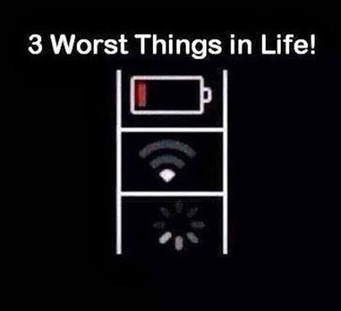 3 worst things in life!!!