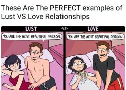 Lust vs Love