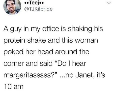 Did someone say margaritas??