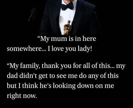 Speech done right!