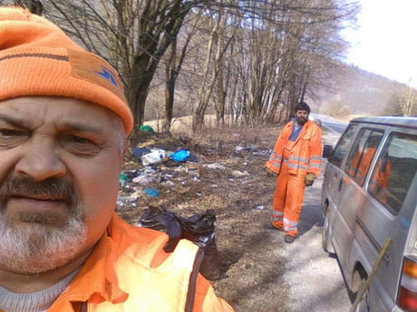 Spring cleaning, East Slovakia!