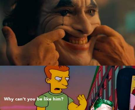 The new Joker is freaking awesome