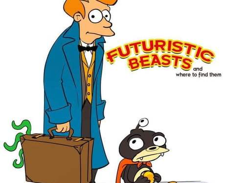Oh I miss Futurama…