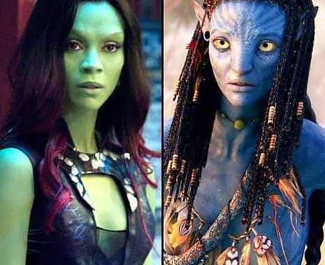 Top Grossing Trivia: So Avengers Endgame might surpass Avatar in terms of tickets sales. And both movies had Zoe Seldana as a part of the cast.