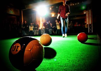 DLT 3 poolball finale